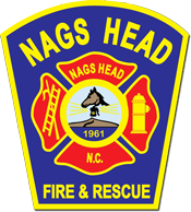 Nags Head Fire and Rescue Logo